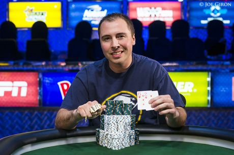 Jonathan Dimming wygrywa Event #8: $1,500 Millionaire Maker No-Limit Hold'em ($1,319,587)!