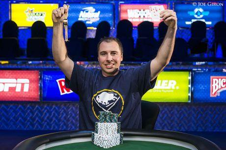 Paaiškėjo rekordinio WSOP Millionaire Maker turnyro nugalėtojas