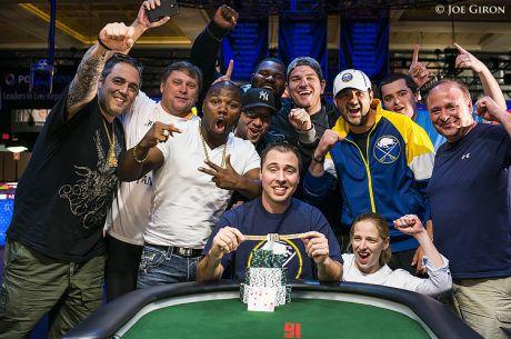 WSOP día 8: Jonathan Dimmig alcanza la gloria
