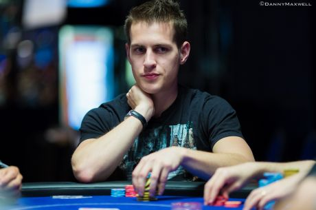 Mike McDonald, baneado temporalmente de PokerStars