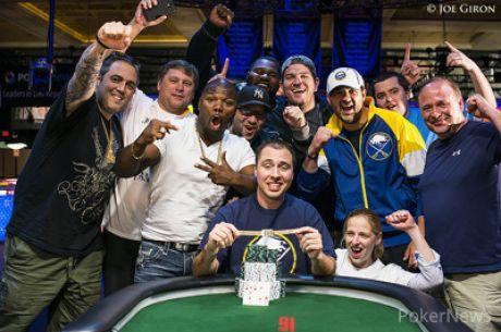 Dosud nejvyšší výhra WSOP 2014: Turnaj Millionaire Maker vyhrál Jonathan Dimmig