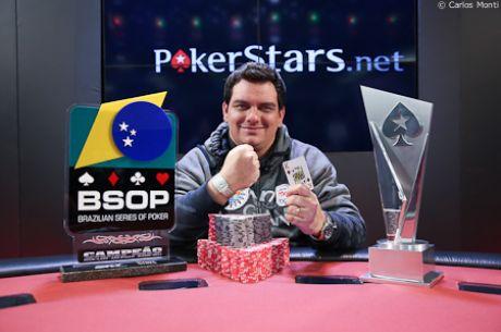 Mesa Final en el LAPT Brasil 2014