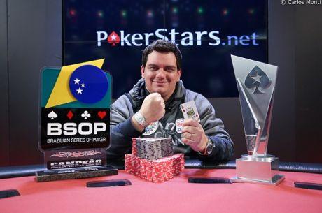 LAPT Brasil: Caio Hey campeón del evento principal