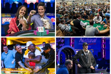 1ª Semana de World Series of Poker 2014 Vista pelas Lentes da PokerNews