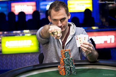 2014 World Series of Poker: Justin Bonomo holt 1. Bracelet bei Event 11