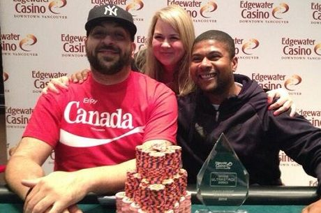 John Agelakis Edges Out the Field to Become Spring UltraStack Main Event Champion