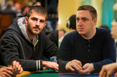 Matthew Ashton and Mitchell Johnson Climb Into UK GPI Top 20