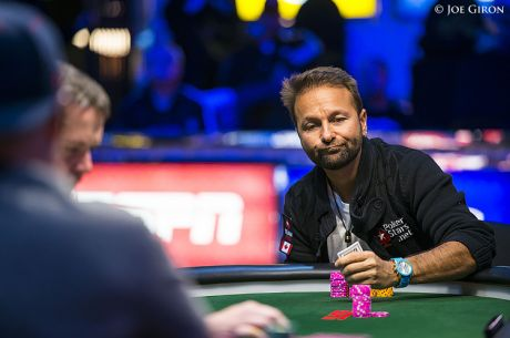 Rapid Reaction: Daniel Negreanu Just Misses Seventh WSOP Gold Bracelet