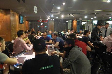 91 играчи продължават в Ден 2 на ISPO в Интера