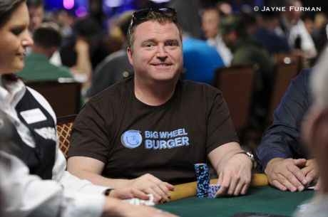 "Calen ""BigWheel"" McNeil Looking to Defend Title in WSOP $1,500 Omaha Hi/Lo"