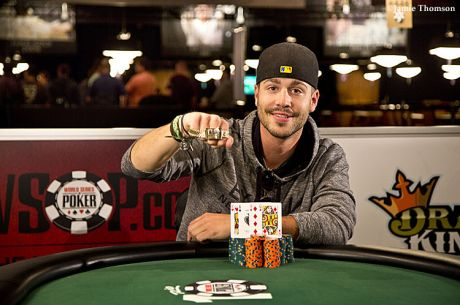 Nick Kost wygrywa WSOP Event #14: $1,500 Limit Omaha Hi-Low ($283,275)!