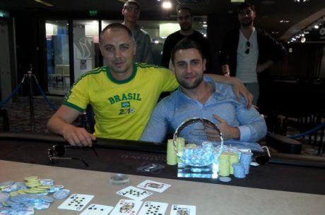 Николай Бибов спечели International Summer Poker Open и €29,000 в...