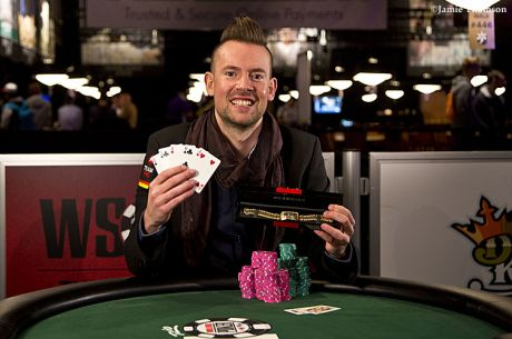 2014 World Series of Poker: George Danzer holt sein 1. Bracelet bei Event 18