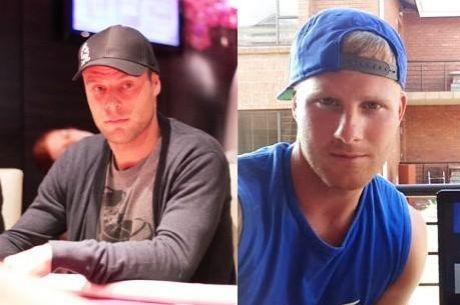 Joel Lindpere ja Tanel Laanmäe osalevad reedel bounty-mängijatena OlyBet Poker Series...