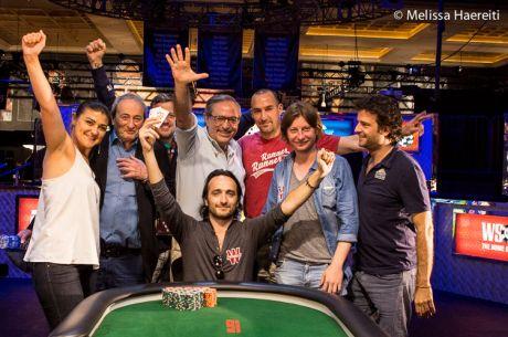 WSOP día 13: Davidi Kitai agranda su leyenda (actualizado)