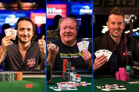 2014 World Series of Poker Day 13: Bracelets for Kitai, Heimiller, and Danzer