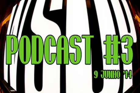 Podcast WSOP #3 - Sortido Rico de Braceletes