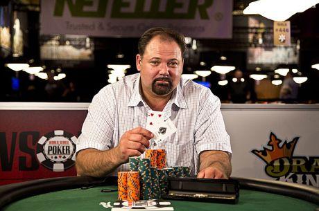 Ted Gillis wygrywa WSOP Event #19: $1,500 No-Limit Hold'em ($514,027)!
