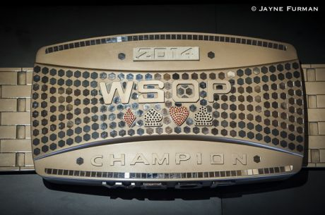 Paaiškėjo dar penkių WSOP trofėjų savininkai