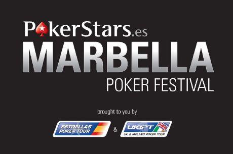Hoy arranca el Evento Principal del Estrellas Poker Tour Marbella