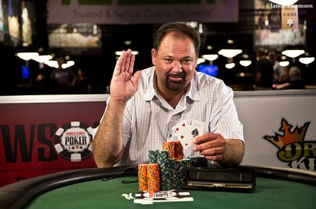 2014 World Series of Poker Day 14: Ted Gillis and Kory Kilpatrick Win Gold