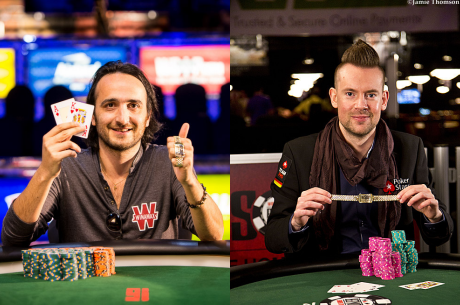 WSOP 2014: Davidi Kitai és George Danzer is karkötőt gyűjtöttek a hétvégén