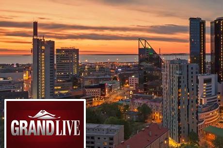 Grand Live 9.-13. september Tallinnas!