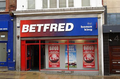 Betfred Withdraws From 19 Countries