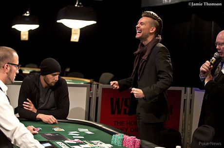 A Visual Look at Week 2 of the 2014 World Series of Poker
