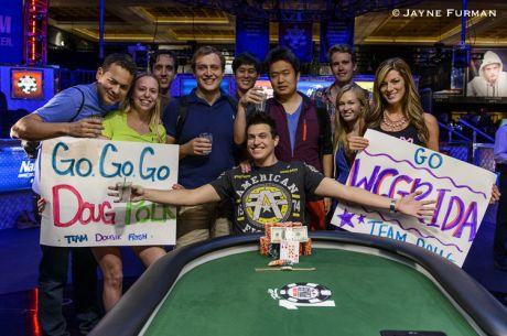 """Doug """"WCGRider"""" Polk wygrywa Event #23: $1,000 Turbo No-Limit Hold'em ($251,969)!"""