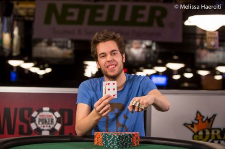 2014 World Series of Poker: Dominik Nitsche siegt bei Event 21