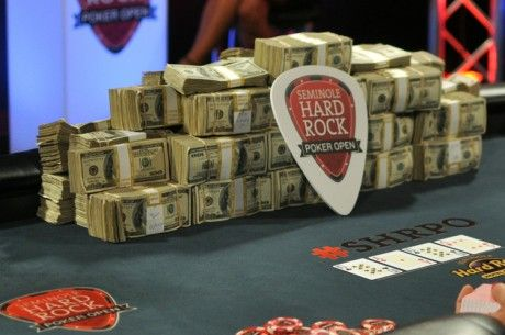 $10 Million Seminole Hard Rock Poker Open Set for August; Won't Clash with EPT Barcelona