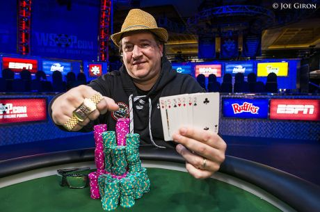 Christopher Wallace wygrywa WSOP Event #22: $10,000 H.O.R.S.E. Championship ($507,614)!