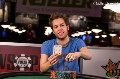 Rapid Reaction: Dominik Nitsche Shatters Phil Ivey's WSOP Bracelet Record