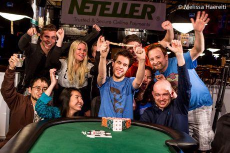2014 World Series of Poker Day 15: Nitsche zgarnia 3 bransoletkę, Wallace i Polk również ze...