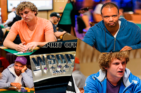 Nome Complicado o de Ryan R (ie/ei)ss & Phil Ivey e as Braceletes