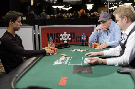 2014 WSOP Hand Analysis: Listen to Your Head, Not Your Heart