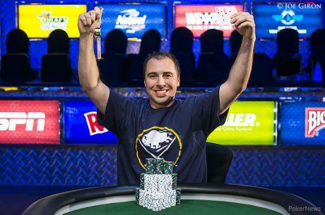 2014 World Series of Poker dominují s drtivou převahou Američané