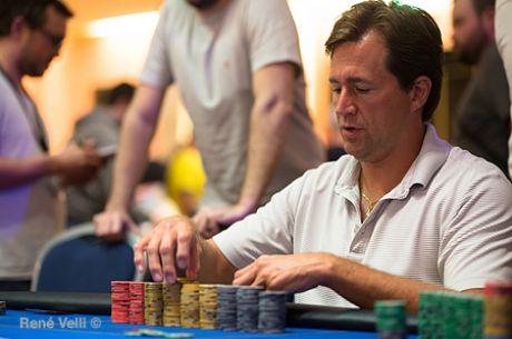 Dominio extranjero en el día 1A del Estrellas Poker Tour Marbella