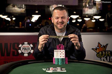 John Kabbaj wygrywa Event #25 i zgarnia swoją drugą bransoletkę ($267,327)!