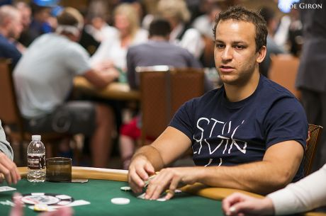 WSOP Eh-Team: Sorel Mizzi Due for Gold