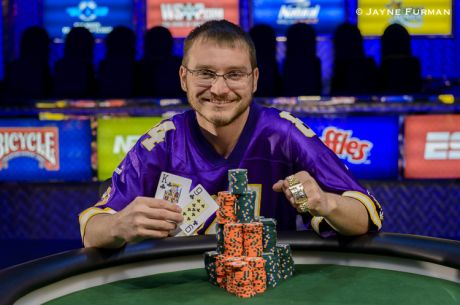 2014 World Series of Poker: Kevin Eyster gewinnt Event 24
