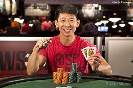 WSOP día 19: Tommy Hang y Alex Bilocur son los triunfadores de la jornada