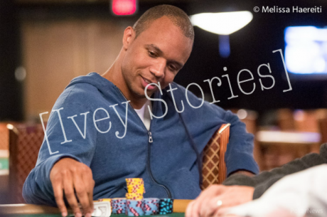 "Ivey Stories Ep. 3: Early Days in Atlantic City as ""Jerome"""
