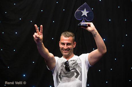 Rodrigo Espinosa se lleva el Estrellas Poker Tour de Marbella