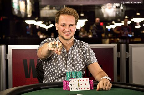 2014 World Series of Poker Day 20: Calvin Anderson Snares Stud Hi/Low; Pierre Milan Wins One...