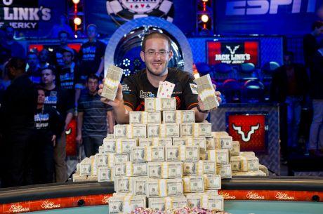 Greg Merson deja de lucir los colores de Ivey Poker