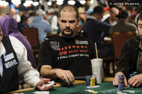 Matt Stout Goes for World Series of Poker Gold While Giving Back