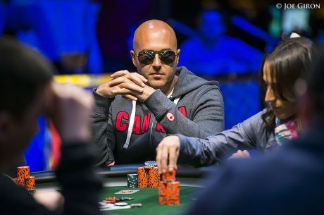 Two Canadians in Final 3 of WSOP Event #29