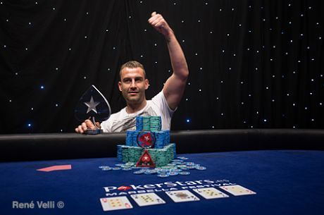 Spain's Rodrigo Espinosa Wins PokerStars Marbella Festival Main Event